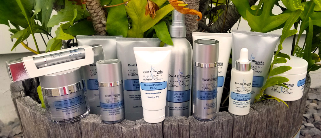 Dr. Hiranaka Skin Care Products